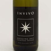 インヴィーヴォ リースリング 2012 ニュージーランド セントラルオタゴ 白ワイン 750ml