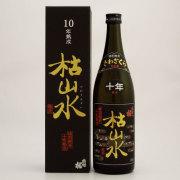 出羽桜 枯山水 特別純米10年熟成酒 数量限定 山形県出羽桜酒造 720ml