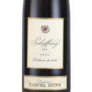 ショフウェグ・プルミエクリュ 2005 マルセル・ダイス フランス アルザス 白ワイン 750ml