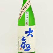 大観 美山錦 純米酒 無濾過生原酒 茨城県森島酒造 1800ml