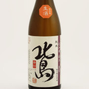 北島 辛口 純米無濾過生原酒 滋賀県北島酒造 720ml