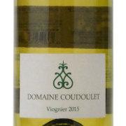 ヴィオニエ ペイ・ドック 2015 ドメーヌ・クードレ フランス ラングドック 白ワイン 750ml