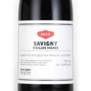 サヴィニー・レ・ボーヌ ヴィエイユ・ヴィーニュ 2015 ルイ・シュニュ フランス ブルゴーニュ 赤ワイン 750ml