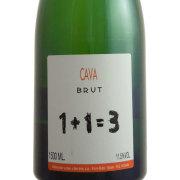 ウ・メス・ウ・ファン・トレス・ブルット ウ・メス・ウ・ファン・トレス スペイン 白ワイン 1500ml