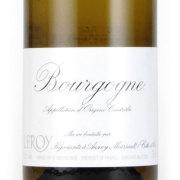 ブルゴーニュ ブラン 2015 メゾン・ルロワ フランス ブルゴーニュ 白ワイン 750ml
