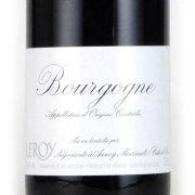 ブルゴーニュ ルージュ 2015 メゾン・ルロワ フランス ブルゴーニュ 赤ワイン 750ml