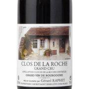 クロ・ド・ラ・ロシェ グラン・クリュ 2011 ジェラール・ラフェ フランス ブルゴーニュ 赤ワイン 750ml