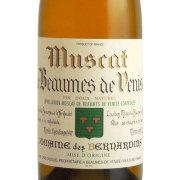 ミュスカ ド ボーム ド ヴニーズ フォーティファイドワイン 2010 ベルナルダン フランス コート・デュ・ローヌ 白ワイン 750ml