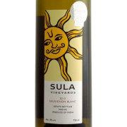 ソーヴィニヨン・ブラン 2012 スラ・ヴィンヤーズ インド 白ワイン 750ml