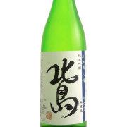 北島 吟吹雪 純米吟醸無濾過原酒 24BY一回火入れ 滋賀県北島酒造 720ml