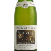 ヴーヴレ ドミ・セック 1969 カーヴ・デュアール フランス ロワール 白ワイン 750ml