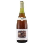 ヴーヴレ ドミ・セック 1970 カーヴ・デュアール フランス ロワール 白ワイン 750ml