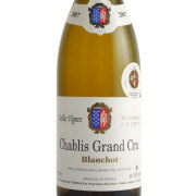 シャブリ・グラン・クリュ ブランショ 2007 ギー・ロバン フランス ブルゴーニュ 白ワイン 750ml