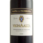 ヴィニャ・アルタ 2008 バッディア・ディ・モローナ イタリア トスカーナ 赤ワイン 750ml