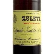 アモンティリャード・ビエホ・スレタ シェリー デルガド・スレタ スペイン シェリー 白ワイン 750ml