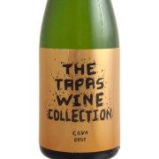 タパス・ワイン・コレクション カヴァ・ブリュット 2012 タパス スペイン ナバラ 白ワイン 750ml