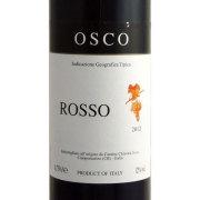 オスコ・ロッソ カンティーナ・ディ・クリテルニア イタリア モリーゼ 赤ワイン 750ml