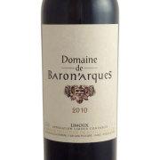 ドメーヌ・ド・バロナーク 2010 ドメーヌ・ド・バロナーク フランス ラングドック 赤ワイン 750ml