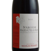 オート・コート・ド・ニュイ 2011 ニコラ・ルジェ フランス ブルゴーニュ 赤ワイン 750ml