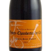 ジュヴレ・シャンベルタン 1er ラヴォー・サン・ジャック 2011 ルーデュモン フランス ブルゴーニュ 赤ワイン 750ml