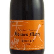 ボンヌ・マール グラン・クリュ 2011 ルーデュモン フランス ブルゴーニュ 赤ワイン 750ml