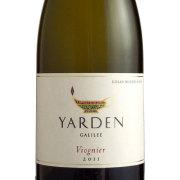 ヤルデン・ヴィオニエ 2011 ゴランハイツワイナリー イスラエル 白ワイン 750ml