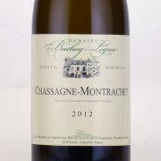 シャサーニュ・モンラッシェ 2012 ドメーヌ・バッシェ・ルグロ フランス ブルゴーニュ 白ワイン 750ml