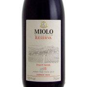 リゼルバ ピノノワール 2013 ミオーロ ブラジル Campanha 赤ワイン 750ml
