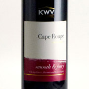 ケープ・ルージュ KWV 南アフリカ 西ケープ州 赤ワイン 750ml