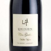 シノン・クロ・ギュイヨ ヴィエイユ・ヴィーニュ 2009 ティエリー・ランドリ フランス ロワール 赤ワイン 750ml