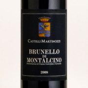 ブルネッロ・ディ・モンタルチーノ 2008 マルティノッツィ イタリア トスカーナ 赤ワイン 750ml