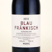 ブラウフレンキッシュ ブルンゲンラント 2012 モリック オーストリア ブルンゲンラント 赤ワイン 750ml