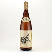〆張鶴 山田錦 純米吟醸酒 新潟県宮尾酒造 1800ml
