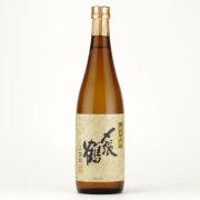 〆張鶴 山田錦 純米吟醸酒 新潟県宮尾酒造 720ml
