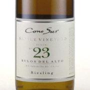 コノスル・シングルヴィンヤード リースリング 2013 コノスル チリ D.O.ビオビオヴァレー 白ワイン 750ml