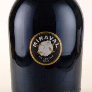 ミラヴァル・ルージュ 2012 Jolie-Pitt & Perrin フランス プロバンス 赤ワイン 750ml