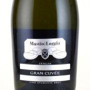 マスティオ・デッラ・ロッジア グラン・キュヴェ・ブリュット・スプマンテ ピローヴァノ イタリア 白ワイン 750ml