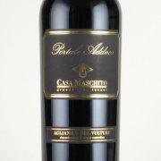 アリアニコ・デル・ヴルトゥーレ ポルターレ・アッドゥカ 2011 カーサ・マスキート イタリア バジリカータ 赤ワイン 750ml