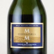 カバ・レセルバ・デ・ラ・ファミリア ブルット ナチュレ ブリュット・ナチュレ・ミレジム 2009 スペイン 白ワイン 750ml