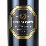 フィルハーレヘン カベルネ・ソーヴィニヨン 2008 ディステル 南アフリカ ステレンボッシュ 赤ワイン 750ml