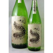 無風むかで・無濾過純米吟醸原酒720ml 岐阜県玉泉堂酒造