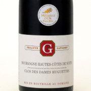 オート・コート・ド・ニュイ クロ・デ・ダム・ユゲット 2012 フィリップ・ガヴィネ フランス ブルゴーニュ 赤ワイン 750ml