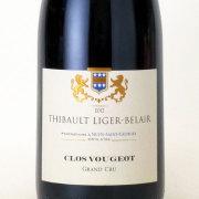 クロ・ド・ブージョ グランクリュ 2012 ティボー・リジェ・ベレール フランス ブルゴーニュ 赤ワイン 750ml