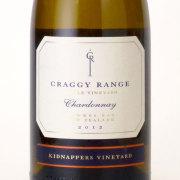 シャルドネ キッドナッパーズ・ヴィンヤード 2012 クラギー・レンジ ニュージーランド マーティンボロー 白ワイン 750ml
