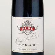 アルザス・ピノ・ノアール シニャチュール 2013 ルネ・ミューレ フランス アルザス 赤ワイン 750ml