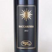 バッカロッサ 2012 ポッジョ・レ・ヴォルピ イタリア ラッツィオ 赤ワイン 750ml