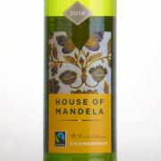テンブ・コレクション シャルドネ 2014 ハウス・オブ・マンデラ 南アフリカ ウエスタン・ケープ 白ワイン 750ml
