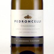 シャルドネ F.ジョンソンヴィンヤード 2013 ペドロンチェリー アメリカ カリフォルニア 白ワイン 750ml