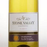 ストーン・ヴァレー・シャルドネ 2014 アイアンストーン アメリカ カリフォルニア 白ワイン 750ml