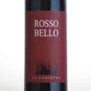 """ロッソ・ピチェーノ""""ロッソ ベッロ"""" 2011 レ・カニエッテ イタリア マルケ 赤ワイン 750ml"""